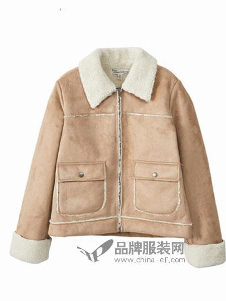 WHO.A.U女装品牌2019春季保暖外套上衣