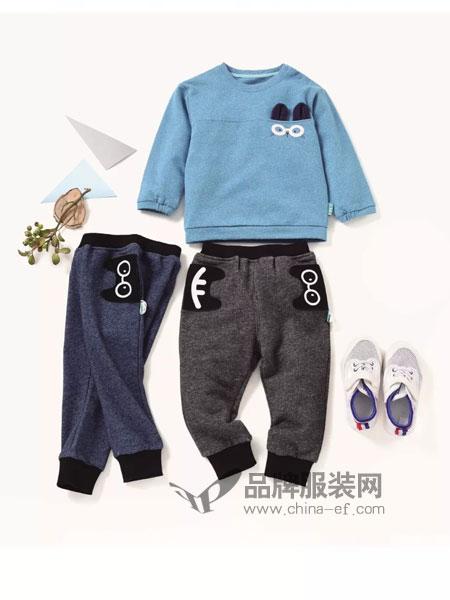 ukid优儿宝贝童装品牌2019春季休闲运动套装