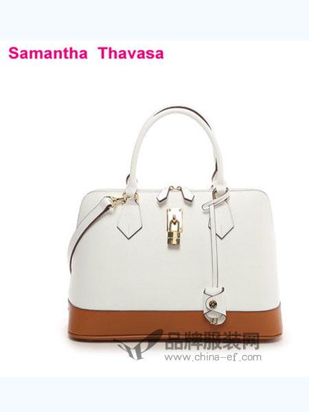 萨曼莎·撒乌萨箱包品牌贝壳包 大号