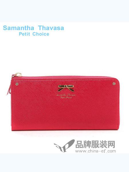 萨曼莎·撒乌萨箱包品牌长款钱包