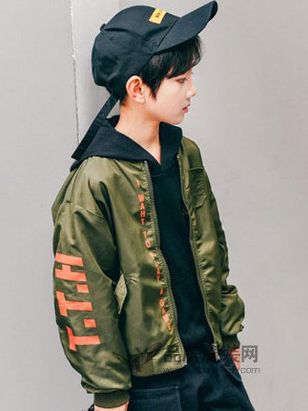 童鲨 Tomysasa童装品牌2019春季帅气休闲棒球服