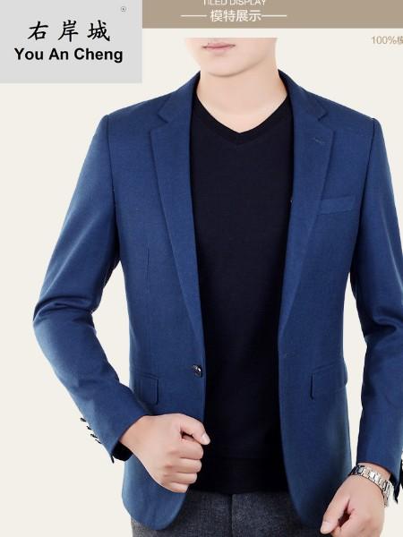 右岸城男装品牌2019春夏新品