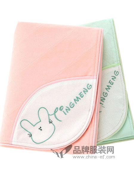 良良童装品牌隔尿垫棉麻防水