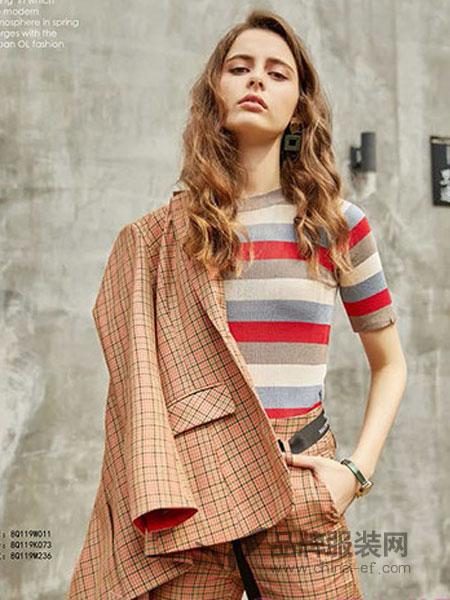 朗斯莉女装   时尚、自信、都市化的着装方式