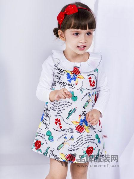 give me five捷米梵童装品牌2019春季新款 洋气卫衣外套上衣