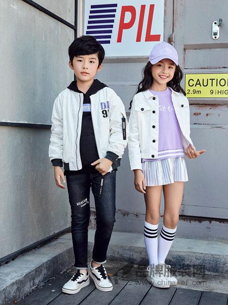 嗒嘀嗒童装品牌2019春季新款 男童运动休闲便服外套