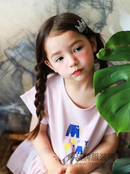 小博士童装品牌2019春季套头衫 休闲长袖童装