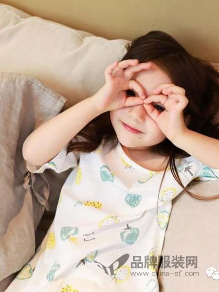 小博士童装品牌2019春季纯棉背心两件套儿童短袖套装