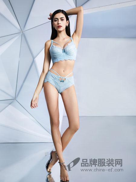 莱特妮丝内衣品牌2019春季无钢托舒适健康内衣少女运动内衣睡眠文胸