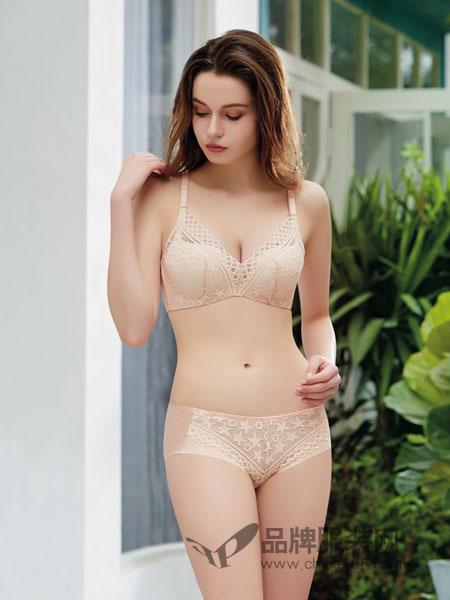棉之恋内衣品牌2019春夏薄款聚拢调整型少女文胸收副乳防下垂