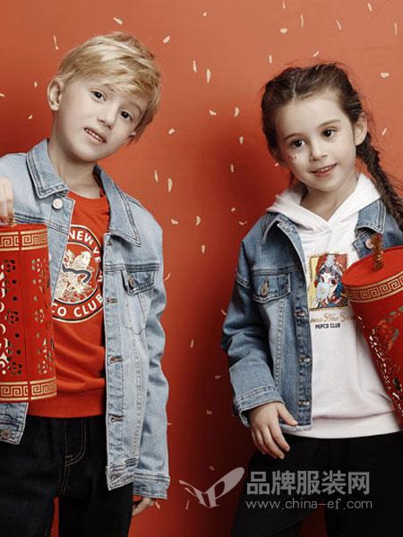 小猪班纳童装品牌2019春季潮儿童夹克中大童上衣新款休闲韩版童装