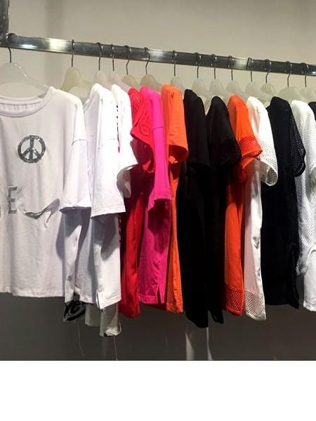 外贸服装批发品牌2019春夏新品