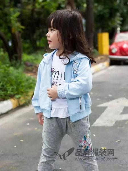 棉之子童装童装品牌2019春季新款孩童装运动休闲中大童