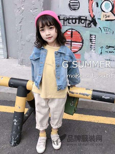 淘淘兔童装品牌2019春季新款韩版洋气中大童短款儿童休闲时髦上衣潮