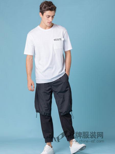 它钴TARGUO男装品牌2019春季男士时尚休闲短袖T恤