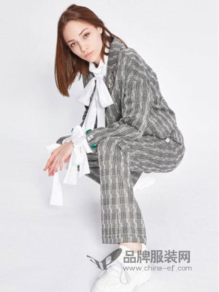iijin艾今鞋帽/领带品牌2019春季时尚鞋经典大气小白鞋韩版简单女鞋