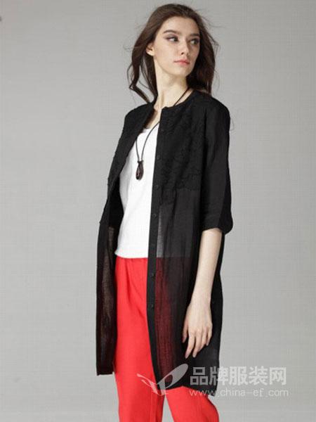 欧佩诗女装品牌2019春季针织开衫外套女薄外搭披肩