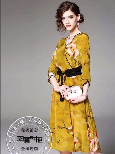 芝麻E柜女装品牌2019春季新品