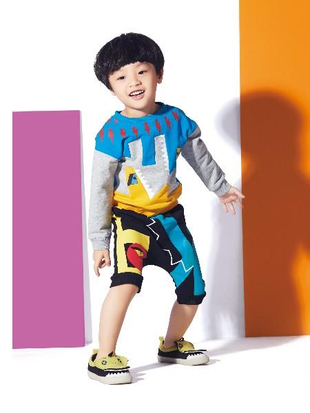 彩虹街童装品牌2019春夏新品