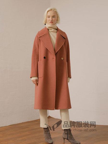 ON&ON女装品牌2018秋冬新款气质时尚外套