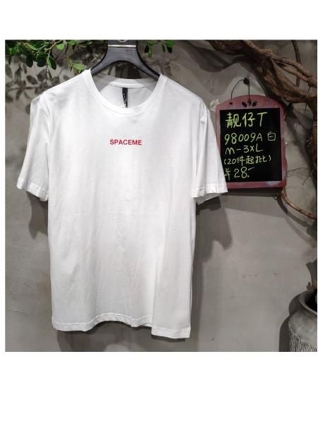 靓仔T恤男装品牌2019春夏新品