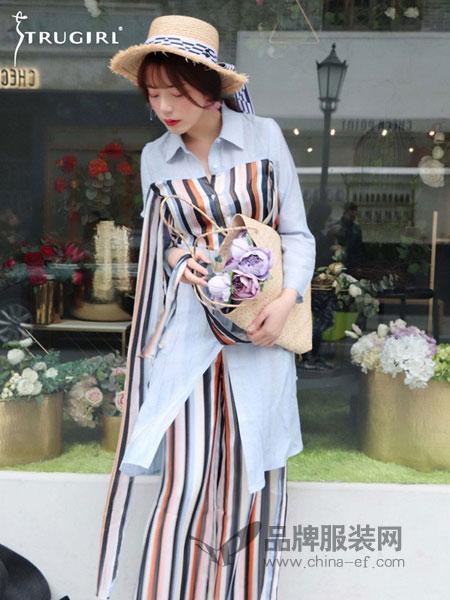 楚阁女装  时尚、精致、成熟、欧美风格