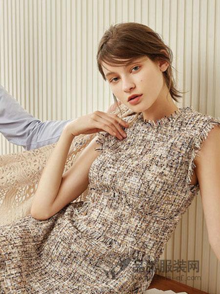 第一乐章  女装品牌2019春季简约个性显瘦修身百搭优雅休闲长袖潮