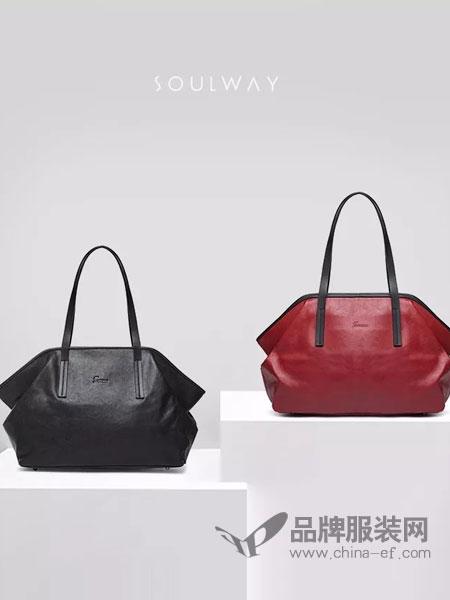 素唯箱包品牌2019春夏单肩包女斜挎包大包真皮手提包简约时尚