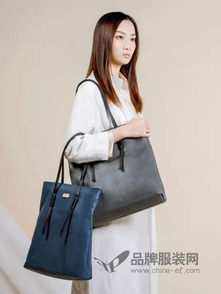 素唯箱包品牌2019春夏新款女包大容量单肩包女轻帆布单休闲防水包
