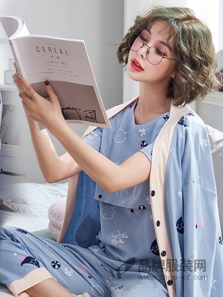 婧麒睡衣招商,结合国人特质,给您优质的体验