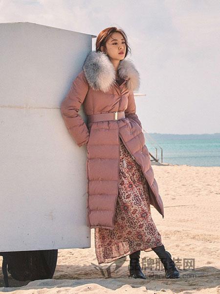 ON&ON女装品牌新款时尚气质羽绒服