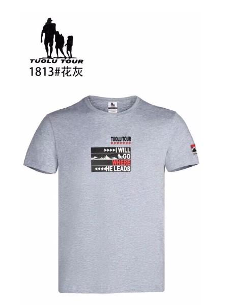 运动服装品牌探旅者短袖T恤地摊服装批发进化渠道