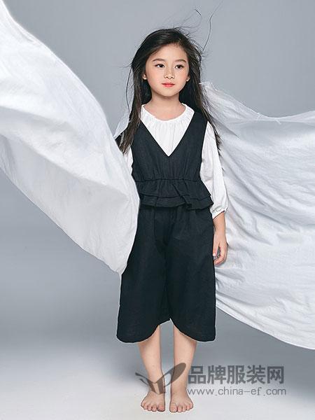 私品堂童装 - Sipintamn Kids童装品牌2019春夏宽松韩版洋气百搭小清新娃娃衫