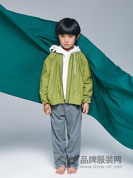 私品堂童装 - Sipintamn Kids童装品牌2019春夏韩版个性宽松潮带帽开衫外套