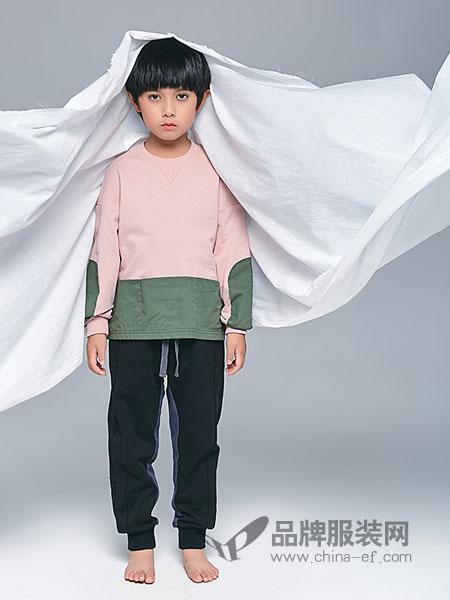 私品堂童装 - Sipintamn Kids童装品牌2019春夏收脚薄款束脚裤潮卫裤