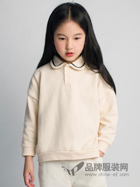 ENHENN CHILDREN'S CLOTHING童装品牌2019春夏新款儿童纯棉上衣潮