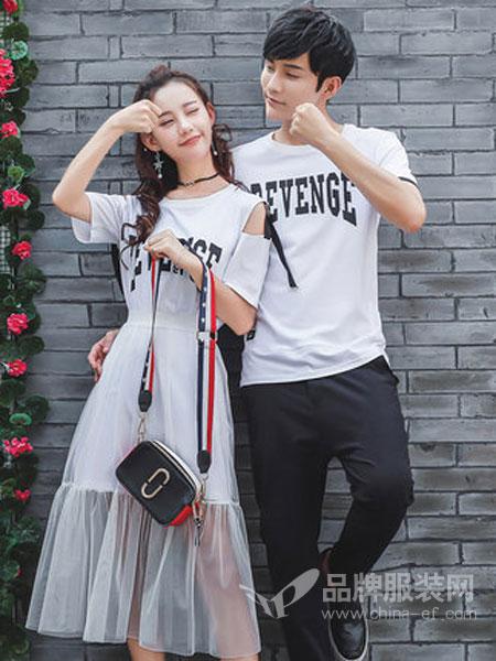 恩尚女装品牌2019春夏新款超仙百搭气质连衣裙