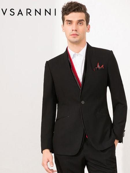 华萨尼男装       致力于打造中国轻奢男装品牌