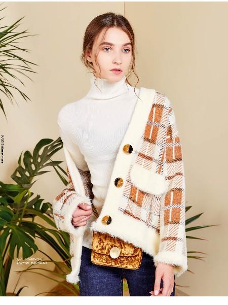 朗斯莉女装品牌2018秋冬新品