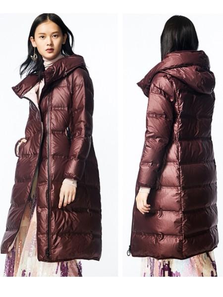 芭芭利亚羽绒服女装品牌2019秋冬新品