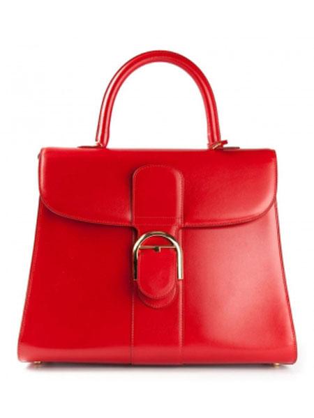 Delvaux德尔沃箱包品牌2019春夏新款时尚单肩斜挎手提女包