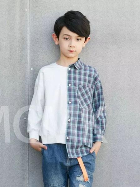 玛卡西童装品牌2019春夏