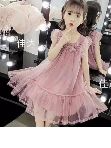 广州市衣黛品牌折扣批发折扣品牌2018夏季新品