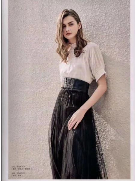 衣佰芬女装品牌2019春夏新品