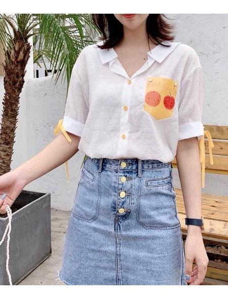 色彩一秀女装品牌2019春夏新品