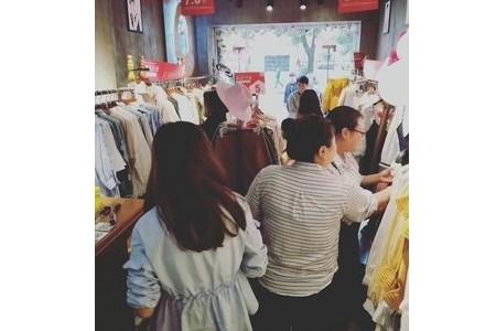C&M女装i店铺图