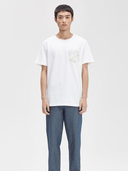 祺休闲品牌2019春夏新款时尚休闲圆领短袖T恤