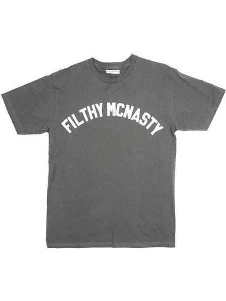 Mark McNairy男装品牌2019春夏新款时尚休闲宽松圆领短袖T恤