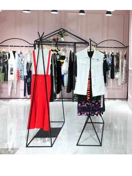 品牌折扣女装品牌2019春夏新品