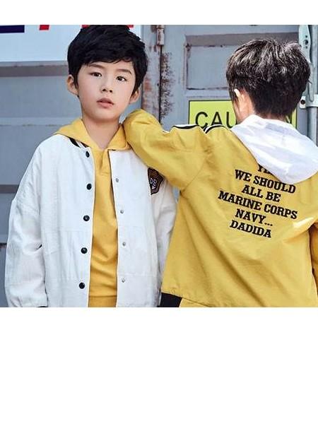 一线品牌童装折扣361°夏装新款童装品牌2019春夏新品